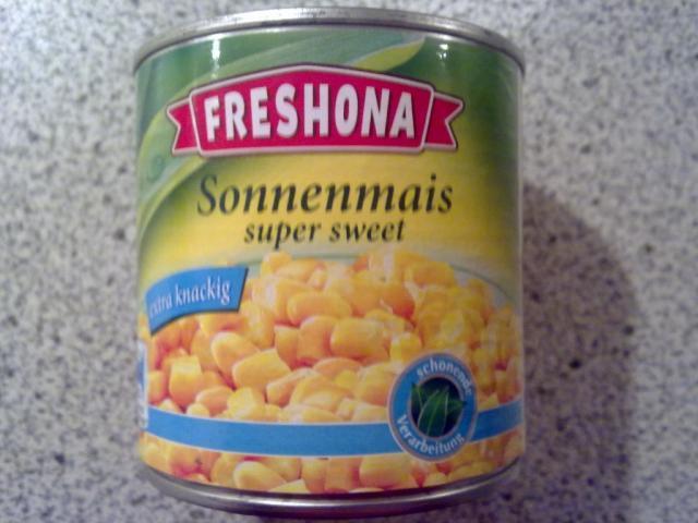 Freshona Sonnenmais 300 g