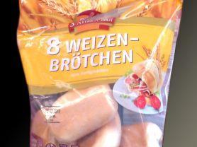 8 Weizenbrötchen (3-Ähren-Brot) | Hochgeladen von: martin2911