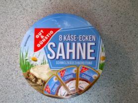 8 Käse-Ecken, Schmelzkäsezubereitung | Hochgeladen von: ZILLY