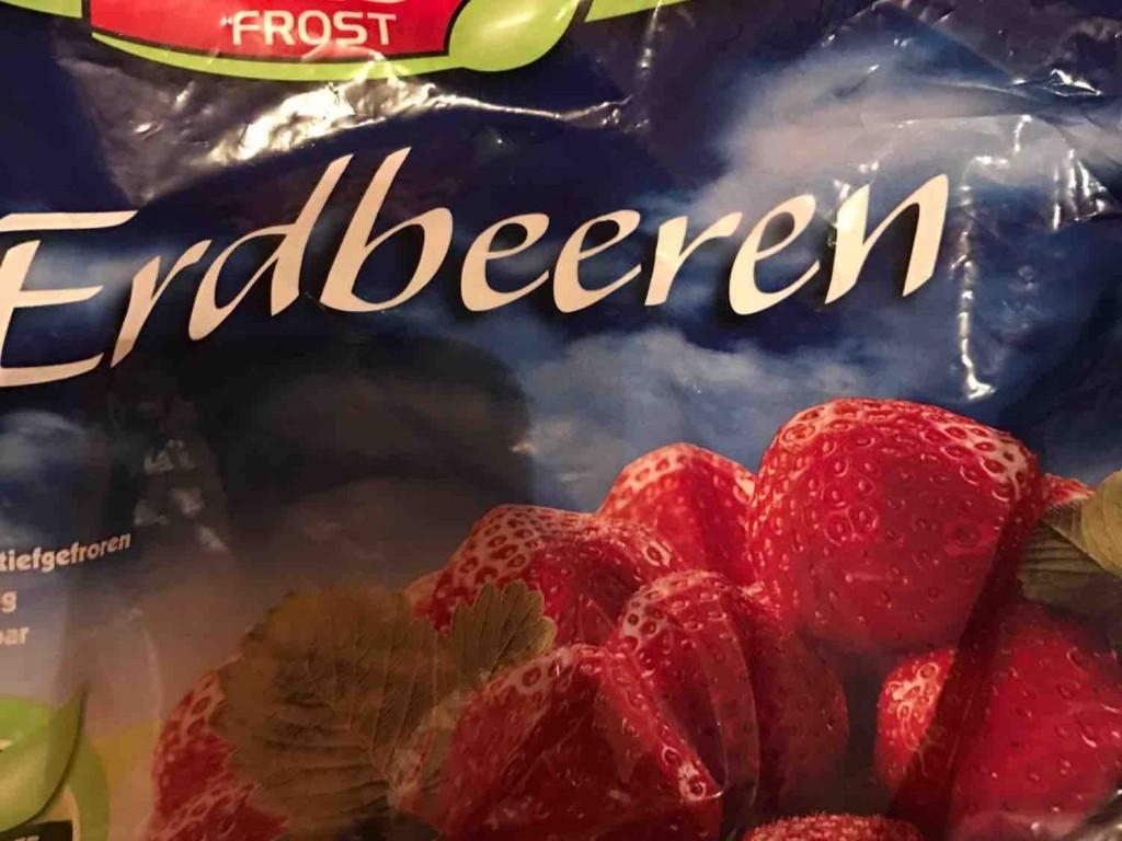 Erdbeeren gefroren, Erdbeere von nordlichtbb | Hochgeladen von: nordlichtbb
