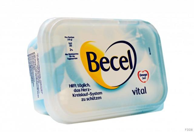 Becel vital