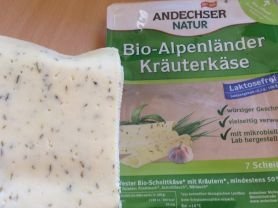 Alpenländer Kräuterkäse, Bio | Hochgeladen von: albiurlaub