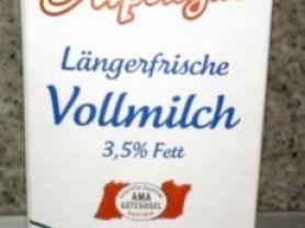 Längerfrische Vollmilch 3,5% Fett  | Hochgeladen von: E. J.