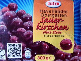 Sauerkirschen, tiefgekühlt, ohne Zucker, ohne Steine - Herst | Hochgeladen von: arcticwolf