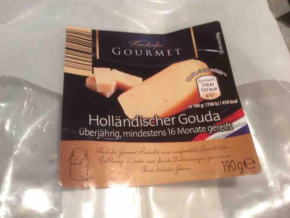 Holländischer Gouda überjährig von Binia | Hochgeladen von: Binia