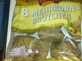 8 Mehrkornbrötchen zum Selberbacken | Hochgeladen von: Ricoshin