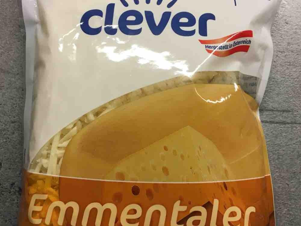 Emmentaler gerieben, Clever, Merkur von Mucki2351 | Hochgeladen von: Mucki2351