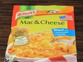 Knorr Mac and Cheese (fertige Portion), Nudeln mit Käse | Hochgeladen von: PRoachW