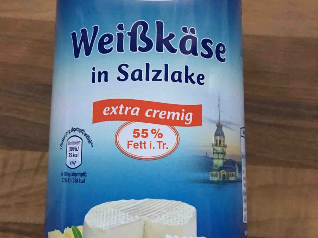Weißkäse in Salzlake  von hcgdiät | Hochgeladen von: hcgdiät