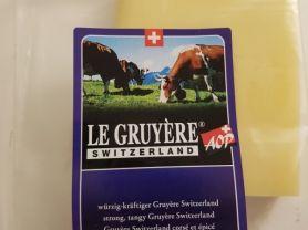 Le Gruyère Switzerland, würzig kräfiger Gruyère | Hochgeladen von: CoonieCat
