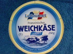 Französischer Weichkäse, leicht (28% Fett i.Tr.) | Hochgeladen von: AFFBerlin