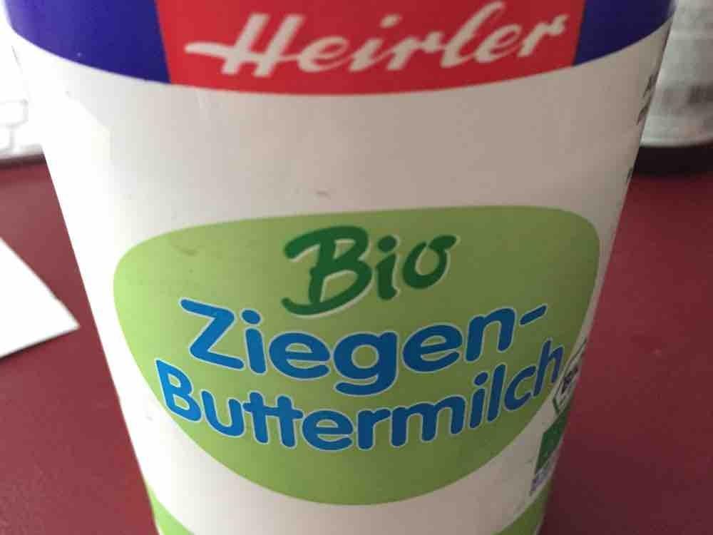 Bio Ziegen-Buttermilch von Stephy84 | Hochgeladen von: Stephy84