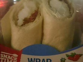 Snack Time (Aldi Süd) Wrap mit Feta und getrockneten Tomaten | Hochgeladen von: chilipepper73