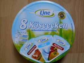 Käseecken Line Schmelzkäse, verschieden | Hochgeladen von: Pummelfee71