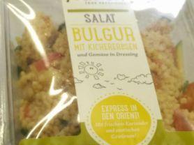 Salat Bulgur mit Kichererbsen | Hochgeladen von: SisterSinister