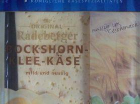 Original Radeberger Bockshorn-Klee-Käse, (mild und nuss | Hochgeladen von: Torsten72