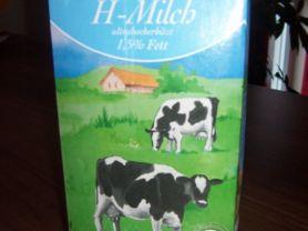 Milfina frische fettarme Milch, 1,5 % | Hochgeladen von: Nudelpeterle