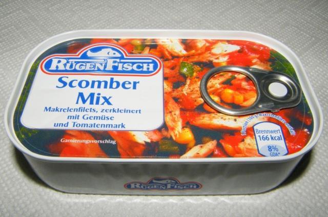 Scomber Mix