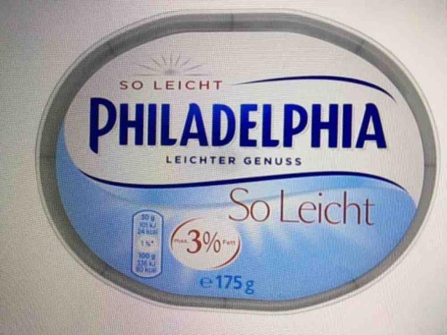 Philadelphia So Leicht, 3% von franzkirchhofer | Hochgeladen von: franzkirchhofer