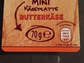 Alpenmark Butterkäse 45% Fett i.Tr., mild | Hochgeladen von: jujja