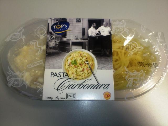 fotos und bilder von fertiggerichte tops cuisine pasta carbonara top 39 s foods b v fddb. Black Bedroom Furniture Sets. Home Design Ideas