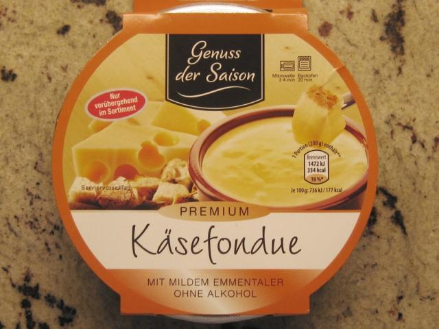Fotos Und Bilder Von Käse, Käsefondue, Milder Emmentaler (Aldi) - Fddb