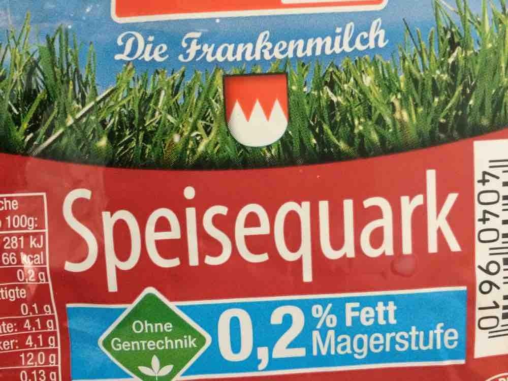 Speisequark, 0,2tt Magerstufe von julia.kiesel | Hochgeladen von: julia.kiesel