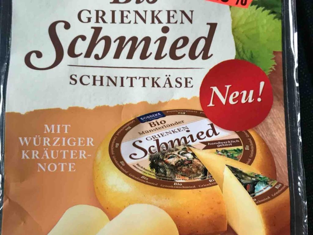 Münsterländer Grienkenschmied, Schnittkäse mind. 50% Fett i. Tr.  von avo   Hochgeladen von: avo