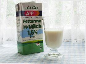 Fettarme H-Milch 1,5% | Hochgeladen von: JuliFisch