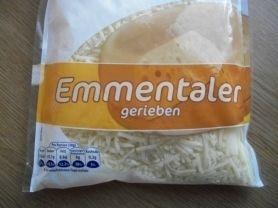Emmentaler ( Goldsteig ), gerieben | Hochgeladen von: öäöä