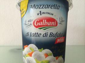 Galbani Mozzarella di Latte die Bufala Mini | Hochgeladen von: puscheline