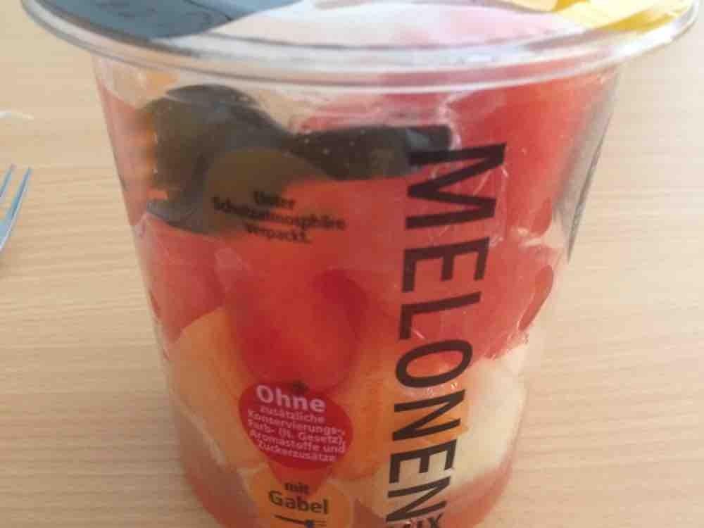 Melonenmix, Fruchtmix aus Wassermelone, Honigmelone und Cant von stefan1983 | Hochgeladen von: stefan1983