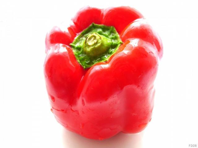 Paprika, rot | Hochgeladen von: JuliFisch