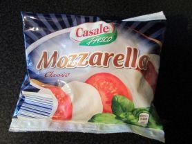 Mozzarella, Classico Casale Fresco (Aldi) | Hochgeladen von: CaroHayd