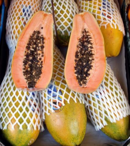 Papaya, frisch | Hochgeladen von: tbohlmann