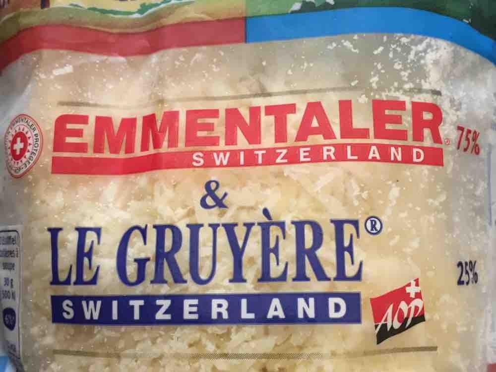 Le gruyère & Emmentaler Reibkäse von feissescheisse | Hochgeladen von: feissescheisse