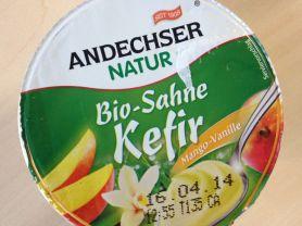 Bio Sahne-Kefir, Mango / Vanille | Hochgeladen von: felisalpina