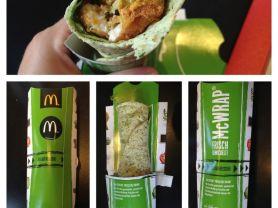 McWrap Thai Curry Chicken | Hochgeladen von: Chivana