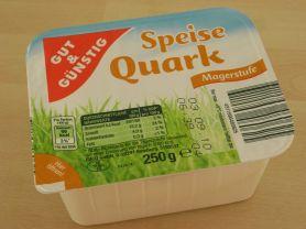 Speise Quark, Gut und Günstig, Magerstufe | Hochgeladen von: Teecreme