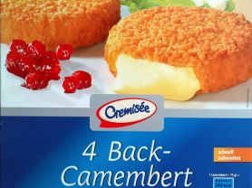Back Camembert, mit Preiselbeerdip | Hochgeladen von: fiser