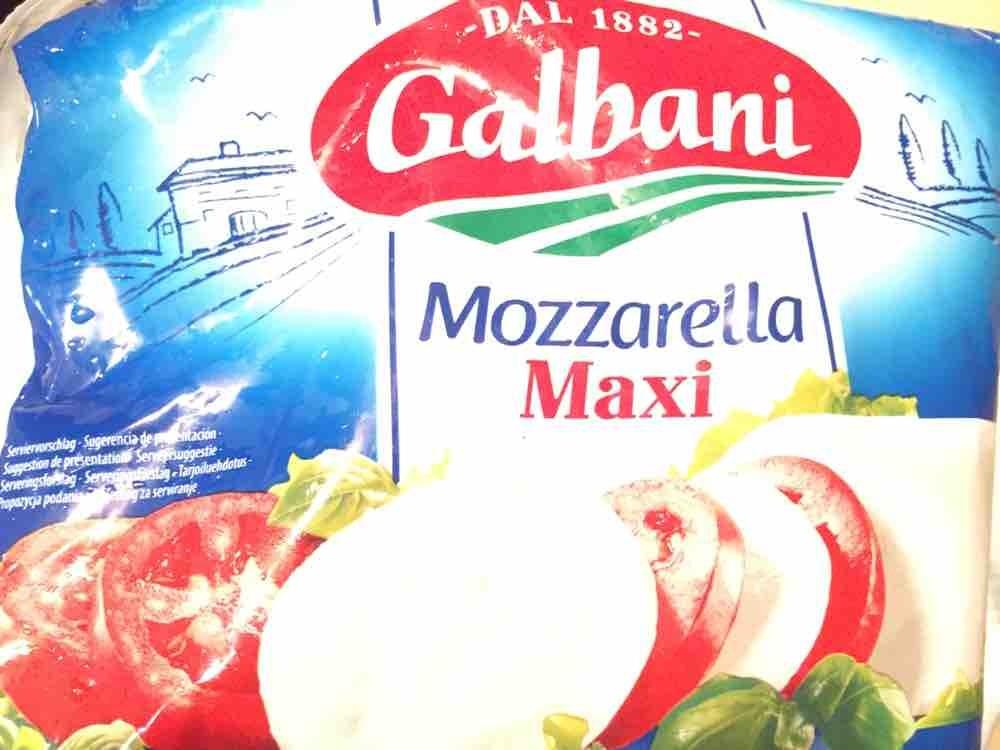 Mozzarella Maxi von hatice2589 | Hochgeladen von: hatice2589