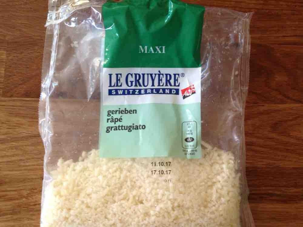 Le Gruyère Maxi, gerieben von missmolly411   Hochgeladen von: missmolly411