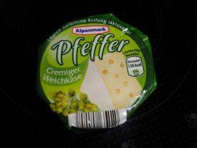 Alpenmark Weichkäse, Pfeffer | Hochgeladen von: reg.