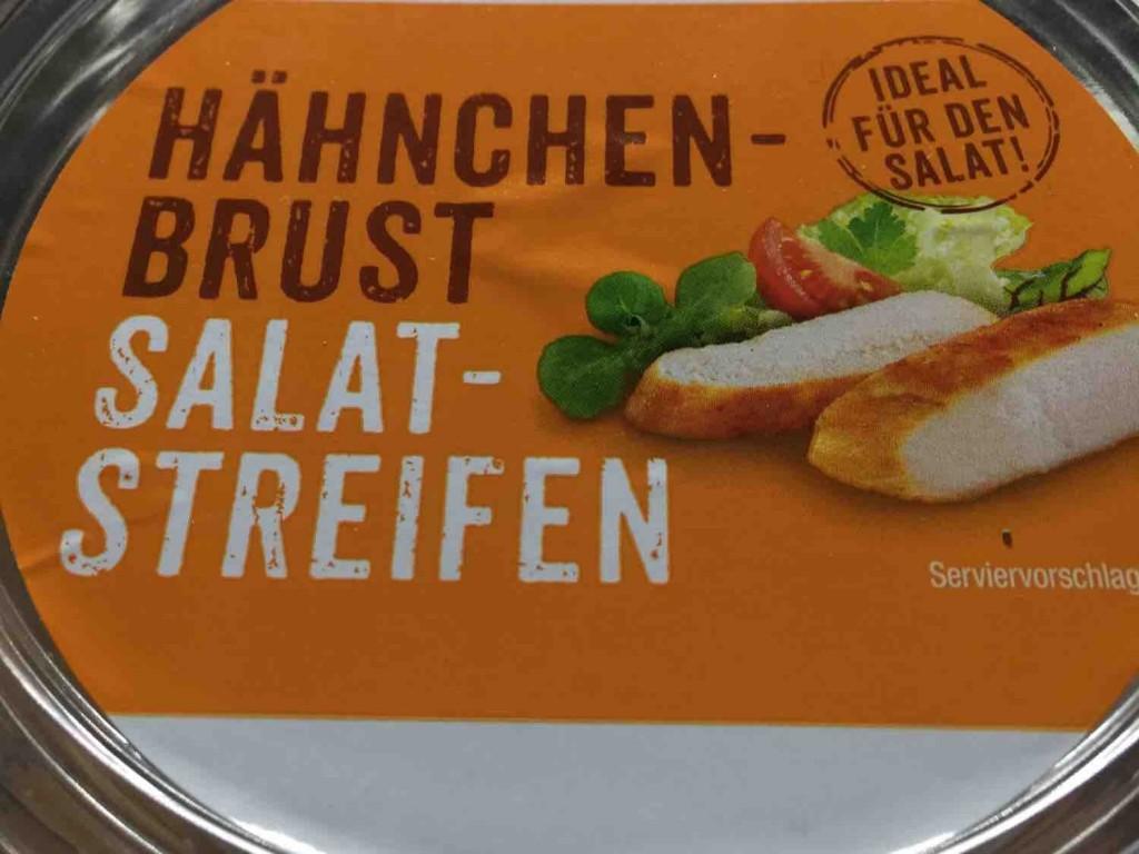Kalorien salat mit hahnchen