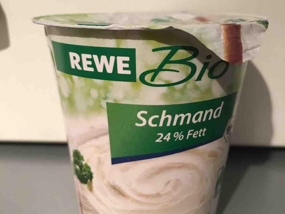 Bio Schmand 24% Fett von elfenkatze | Hochgeladen von: elfenkatze