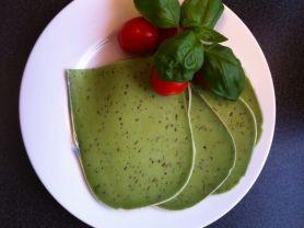 Pestokäse grün, Basilikum | Hochgeladen von: Seetiger