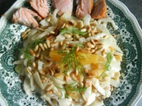 Fenchelsalat mit Orangen | Hochgeladen von: Radhexe
