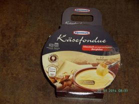 Alpenmark Käsefondue klassisch, klassisch mit österreichisch | Hochgeladen von: PeggySue2509