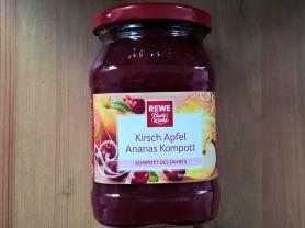 Kompott, Kirsch Apfel Ananas | Hochgeladen von: Zwiebel666