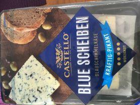 Blue Scheiben, Blauschimmelkäse | Hochgeladen von: Rosel